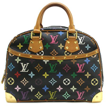 Louis Vuitton(루이비통) M92662 모노그램 캔버스 멀티 컬러 블랙 트루빌 토트백