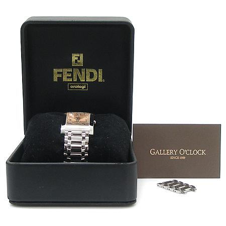 Fendi(펜디) F701570 CLASSICO 7000G 스틸 남성용 시계 [명동매장]