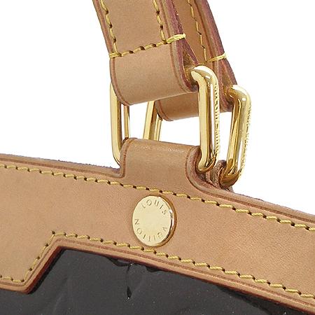 Louis Vuitton(루이비통) M91616 모노그램 베르니 아마랑뜨 브레아GM 2WAY [압구정매장]