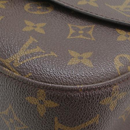 Louis Vuitton(루이비통) M51242 모노그램 캔버스 생클라우드 크로스백 이미지5 - 고이비토 중고명품