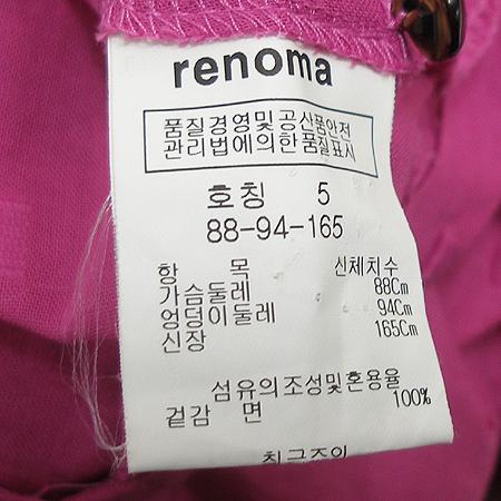 RENOMA(레노마) 브라우스