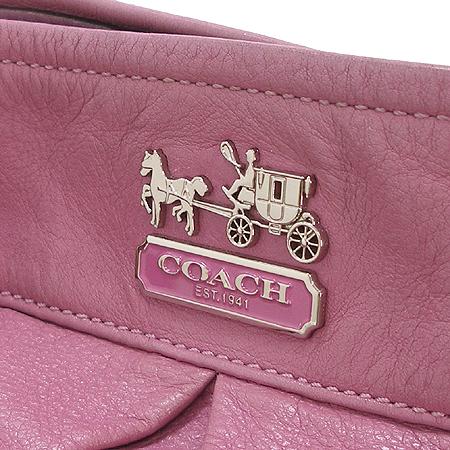 Coach(코치) 14577 매디슨 L 은장 로고 2WAY