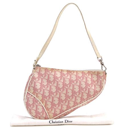 Dior(크리스챤디올) PVC 새들 숄더백