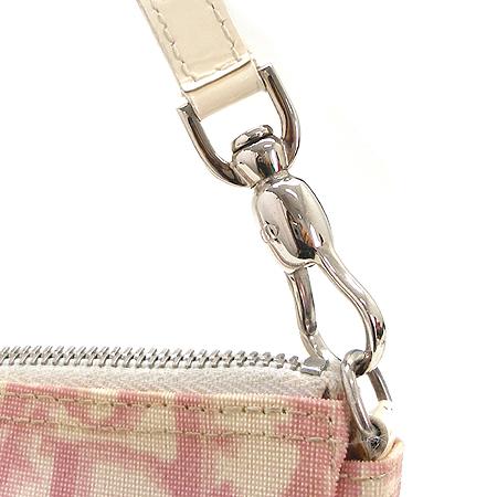 Dior(크리스챤디올) PVC 새들 숄더백 이미지4 - 고이비토 중고명품
