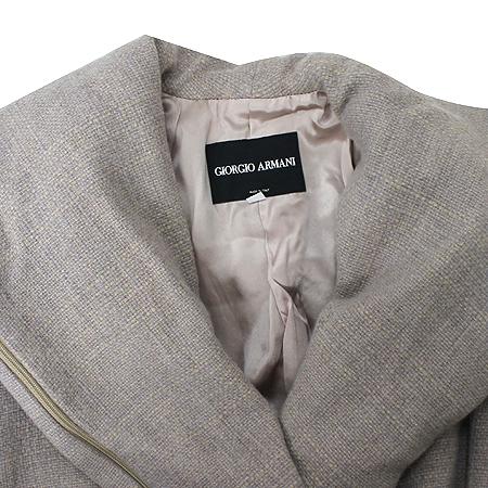 Emporio Armani(엠포리오 아르마니) 자켓 (캐시미어)(배색: 실크혼방) 이미지2 - 고이비토 중고명품