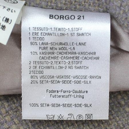 Emporio Armani(엠포리오 아르마니) 자켓 (캐시미어)(배색: 실크혼방) 이미지5 - 고이비토 중고명품