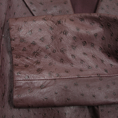 Dior(크리스챤디올) 양 가죽 코트