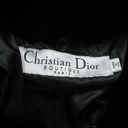 Dior(크리스챤디올) 점퍼 (토끼털혼방)