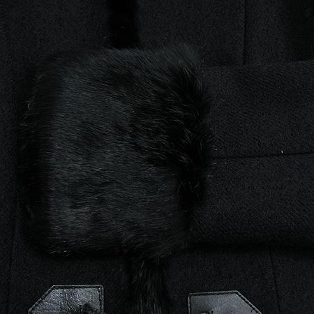 Moschino(모스키노) 밍크 혼방 코트