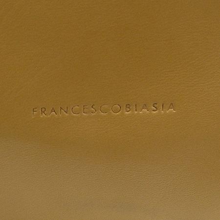 FRANCESCOBIASIA(프랑스코비아시아) 브라운래더 숄더백