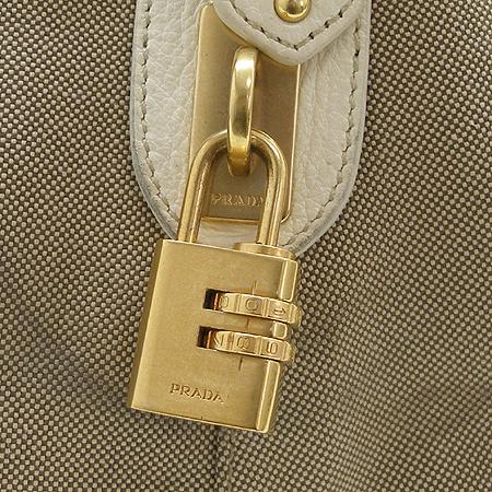 Prada(프라다) 패브릭 밀라노 로고 빅 숄더백 이미지4 - 고이비토 중고명품