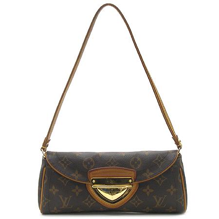 Louis Vuitton(루이비통) M40122 모노그램 캔버스 포쉐트 비버리 클러치 숄더백