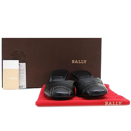 Bally(발리) FLORENZA 블랙 래더 펌프스 여성용 샌들