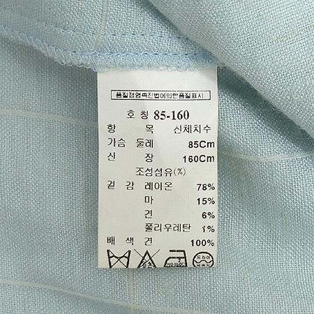 MICHAA(미샤) 실크/마혼방 브라우스(배색:실크) 이미지5 - 고이비토 중고명품