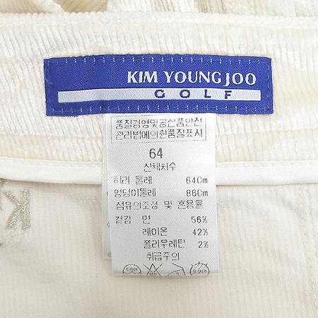 KIMYOUNGJOO(김영주) 코듀로이 바지