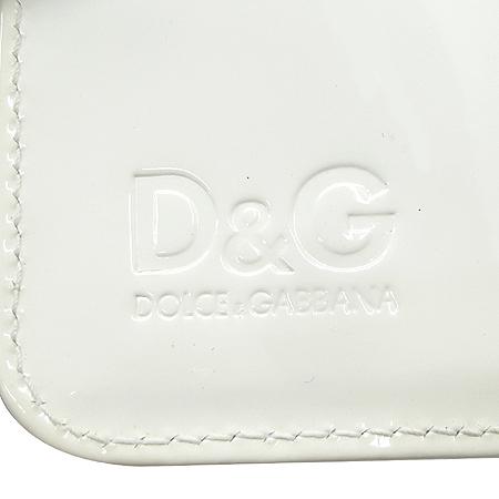 D&G(돌체&가바나) 블루 데님 짚업 반지갑