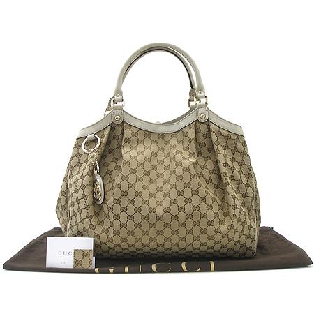 Gucci(����) 211943 GG�ΰ� �� ���̺������� ȥ�� ��Ű �����