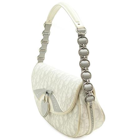 Dior(크리스챤디올) 하트 로고 장식 로고 PVC 숄더백 이미지3 - 고이비토 중고명품