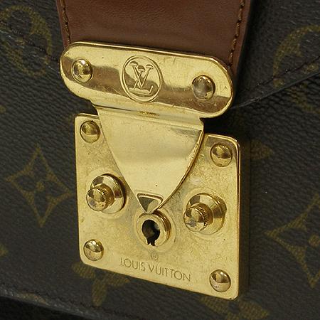 Louis Vuitton(루이비통) M51187 모노그램 캔버스 몽소 2WAY 이미지4 - 고이비토 중고명품