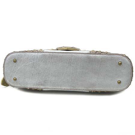 Dior(크리스챤디올) 11 MA 0037 잔느 빈티지 메탈 파이손 클러치