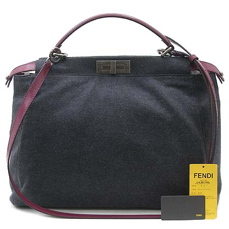 Fendi(���) 8BN210 CMD 099 �׷��� ���� �� �� ȥ�� 2WAY