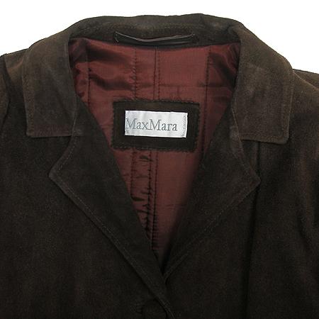 Max Mara(막스마라) 가죽 코트
