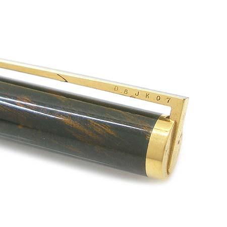 Dupont(듀퐁) 18K 금촉 오닉스 옻칠 만년필