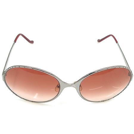 Vivienne_Westwood (비비안웨스트우드) VW53011 크리스탈 장식 은장 퍼플 여성용 선글라스 이미지3 - 고이비토 중고명품