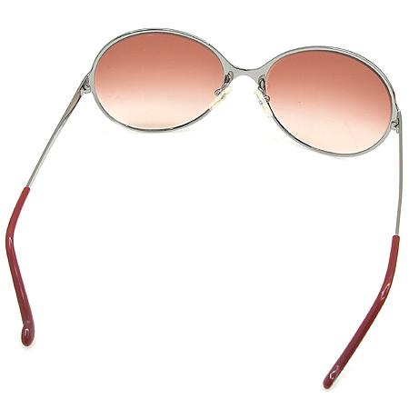 Vivienne_Westwood (비비안웨스트우드) VW53011 크리스탈 장식 은장 퍼플 여성용 선글라스 이미지4 - 고이비토 중고명품