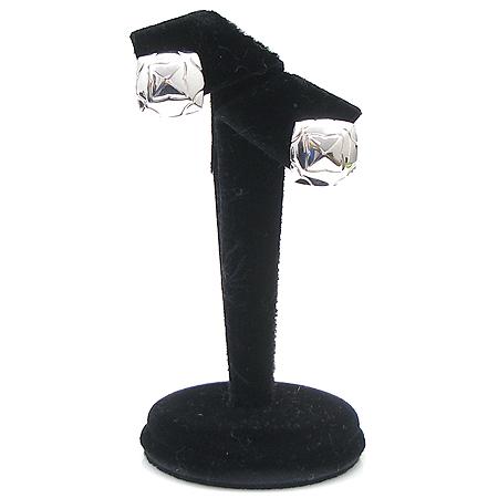 Bvlgari(불가리) 18K 화이트 골드 귀걸이