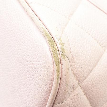 Chanel(샤넬) 캐비어 스킨 코인 토트백