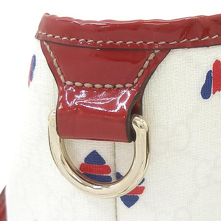 Gucci(구찌) 197953 하트 PVC 레드트리밍 쇼퍼 숄더백 이미지5 - 고이비토 중고명품