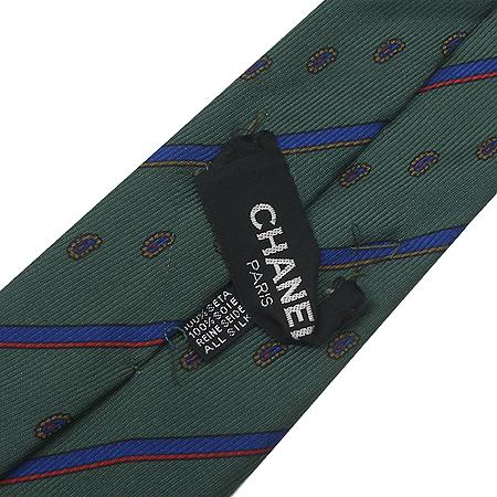 Chanel(샤넬) 100% 실크 넥타이