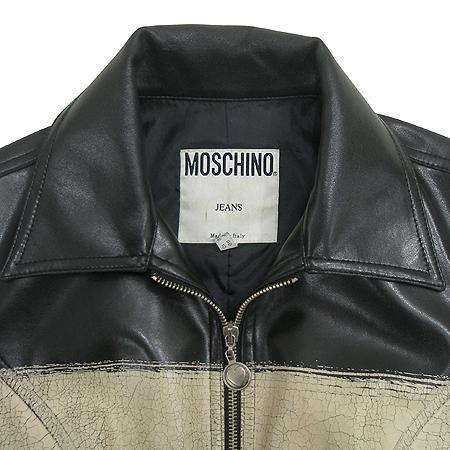 Moschino(모스키노) 가죽자켓 이미지2 - 고이비토 중고명품