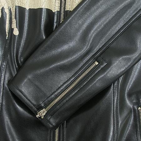 Moschino(모스키노) 가죽자켓 이미지3 - 고이비토 중고명품