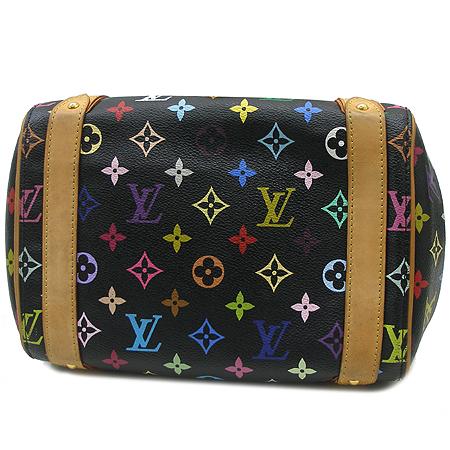 Louis Vuitton(루이비통) M40097 모노그램 멀티 컬러 블랙 프리실라 토트백 이미지5 - 고이비토 중고명품