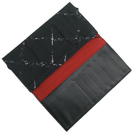 Chanel(샤넬) 트레블 라인 패브릭 장지갑