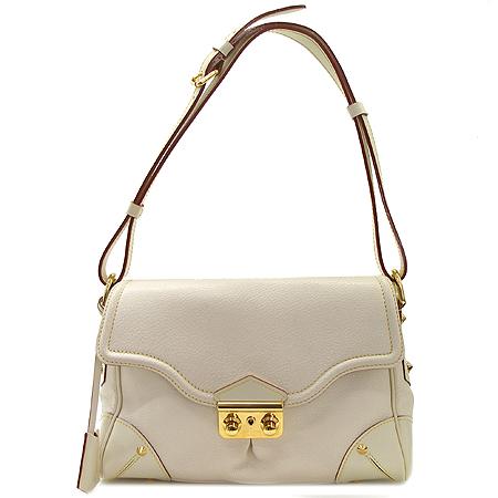 Louis Vuitton(루이비통) M95845 수할리 레더 레상씨엘 화이트 숄더백