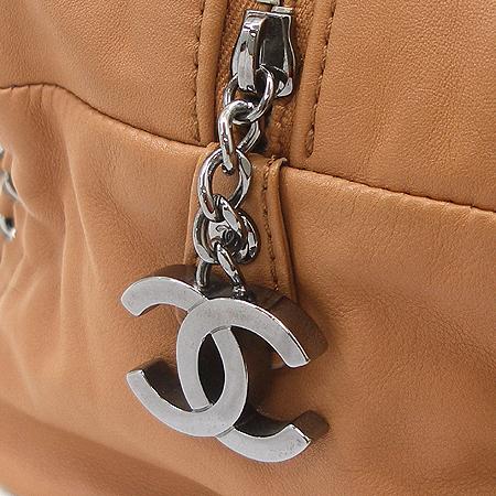 Chanel(샤넬) 램스킨 카멜 럭셔리바이 체인 닥터 숄더백 [부산센텀본점]