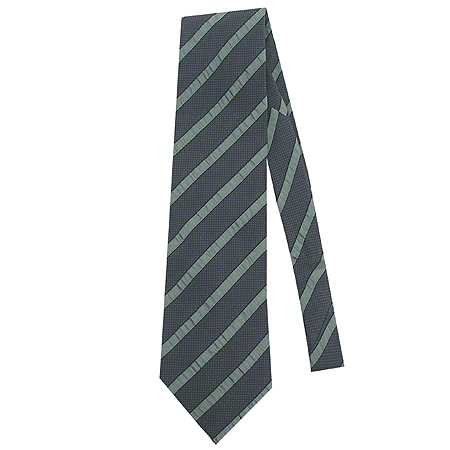 Armani(아르마니) 스트라이프 실크 100% 넥타이