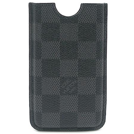Louis Vuitton(루이비통) N63102 다미에 그라피트 에벤 캔버스 아이폰 4 케이스 [대구동성로점]