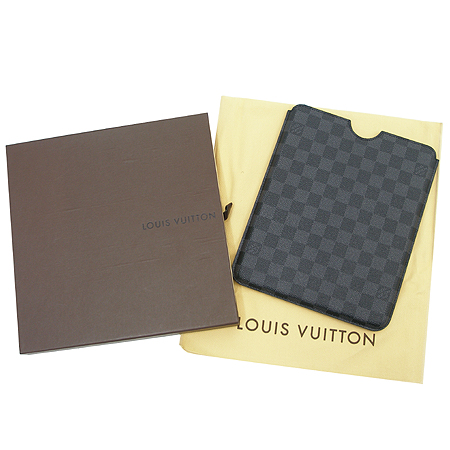 Louis Vuitton(루이비통) N60033 다미에 그라피트 캔버스 아이패드 케이스 [명동매장]