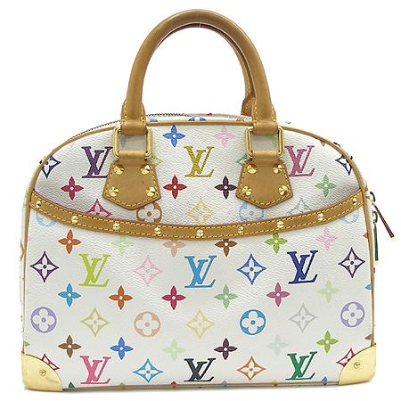 Louis Vuitton(루이비통) M92663 모노그램 멀티 화이트 트루빌 토트백 [동대문점]
