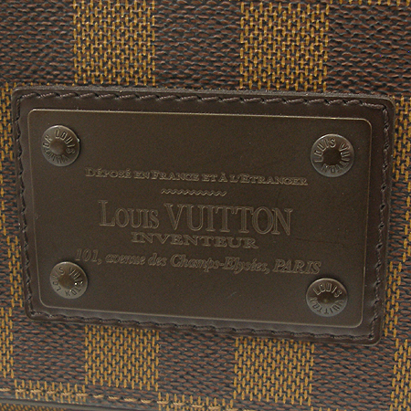 Louis Vuitton(루이비통) N51212 다미에 에벤 캔버스 브루클린 GM 크로스백 이미지3 - 고이비토 중고명품