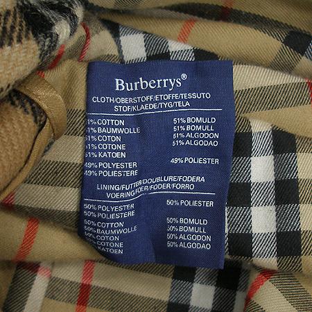 Burberry(버버리) 트렌치 코트(내피분리 가능)