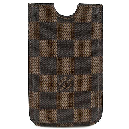 Louis Vuitton(루이비통) N63101 다미에 캔버스 아이폰 4 케이스