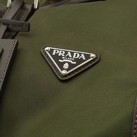 Prada(프라다) 패브릭 빅 토트백 겸 여행용 가방