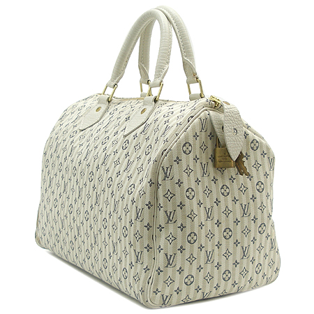 Louis Vuitton(루이비통) M95500 모노그램 미니린 크로와젯 스피디 30 토트백[인천점]