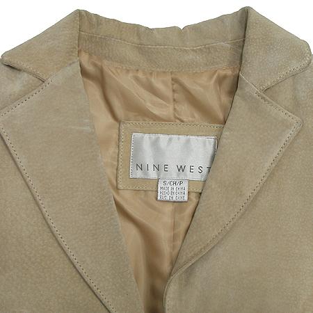 NINEWEST(나인웨스트) 스웨이드 자켓