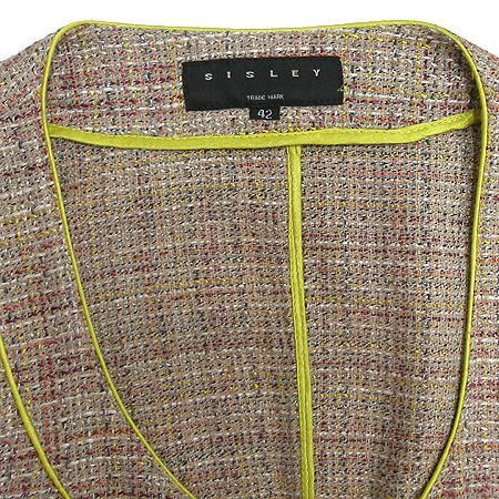 Sisley(시슬리) 트위드 자켓